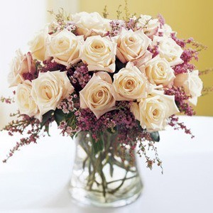 Monticello Rose Arrangement