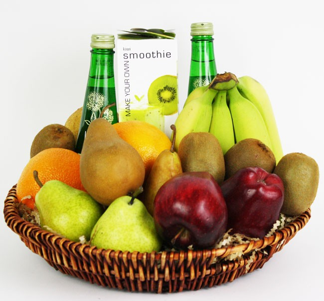 Gift Baskets Toronto Fruit : Cool as a kiwi fruit gift baskets