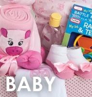 Baby Baskets Banner