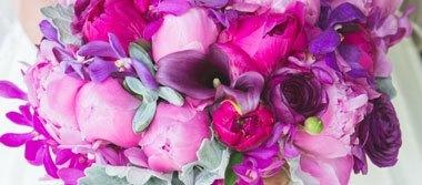 flowers of wedding